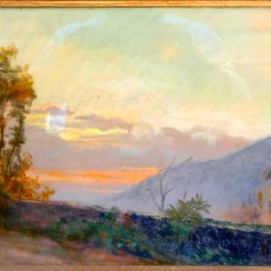 Paesaggio. Sergio Vatteroni